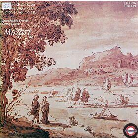 Mozart: Sinfonien Nr. 32+33+34 - mit Suitner (II)