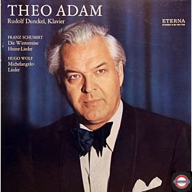 Adam: Lieder von Schubert, Heine+Wolf (2 LP)