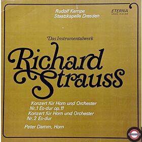 Strauss: Hornkonzerte - mit Damm und Kempe