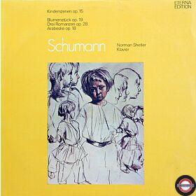 Schumann: Klavierwerke - mit Norman Shetler