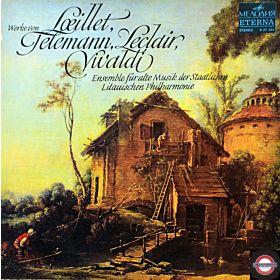 Alte Musik - für Flöte, Oboe und Basso continuo