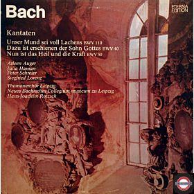 """Bach: Kantaten """"Unser Mund sei voll Lachens"""" ..."""