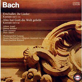 """Bach: Kantaten """"Erschallet, ihr Lieder""""/""""Also hat..."""""""