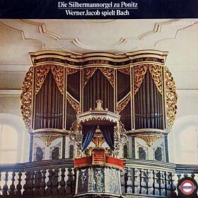 Orgelmusik aus Ponitz - mit Werner Jacob