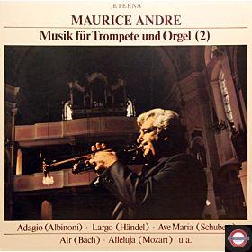 André: Musik für Trompete und Orgel (II)