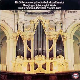 Orgelmusik aus der Dresdner Kathedrale - mit Scholze