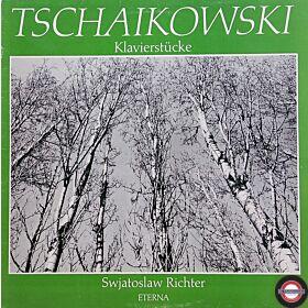 Tschaikowski: Klavierstücke - mit Swjatoslaw Richter