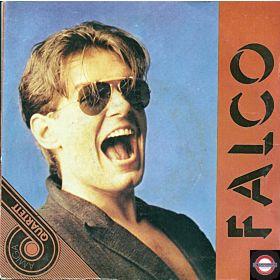"""Falco  (7"""" Amiga-Quartett-Serie)"""