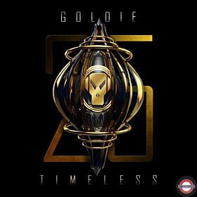 Goldie - Timeless (25 Year Anniversary) (Colored Vinyl)
