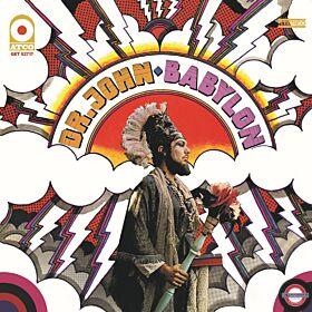 Dr John-  Babylon (Splattered Colored Vinyl) (RSD-BF)