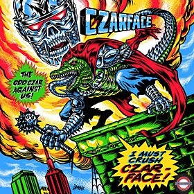Czarface (Inspectah Deck)- The Odd Czar Against Us (Vinyl) (RSD - BF)