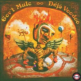 Gov't Mule - Deja Voodoo (Limited Edition) (Red Vinyl)