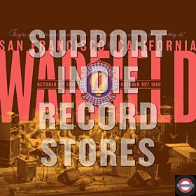 Grateful Dead - The Warfield San Francisco (2LP,RSD 2019)