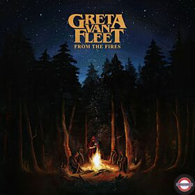 Greta Van Fleet - From The Fires (Yellow Colored,RSD-FB 29.11.19)