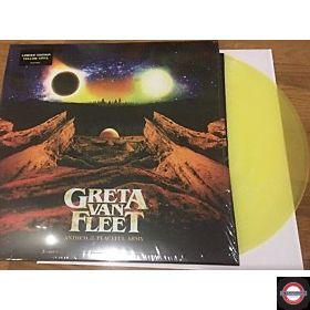 Greta Van Fleet - Anthem of the Peaceful Army ,Yellow Vinyl