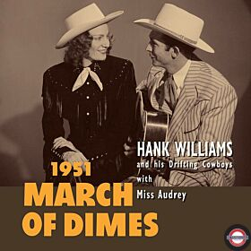Hank Williams - March Of Dimes , RSD 2020