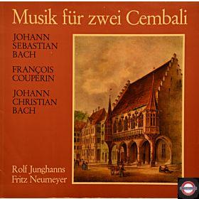 Bach/Couperin: Musik für zwei Cembali ...