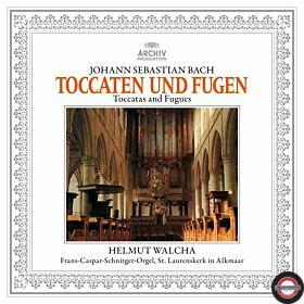 Helmut Walcha J.S.Bach: Toccaten & Fugen Bwv 565, 540, 538, 564