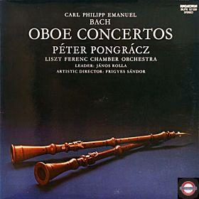 Bach, C.P.E.: Konzerte für Oboe und Streichorchester