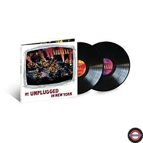 Nirvana - MTV Unplugged In New York (25th Album Anniv. 2 LP)