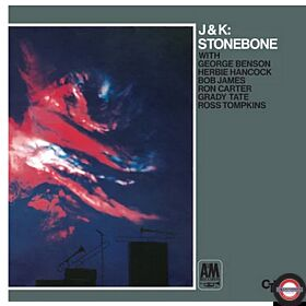 J.J Johnson & Kai Winding  - J&K: Stonebone (Coloured LP) RSD 2020