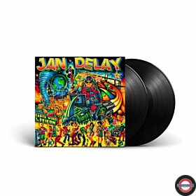 Jan Delay - Earth, Wind & Feiern 2 LPs