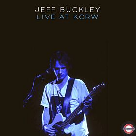 Jeff Buckley - Live On KCRW-Morning Becomes Eclectic (Vinyl) (RSD - BF)