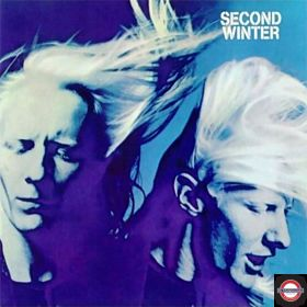 JOHNNY WINTER — Second Winter