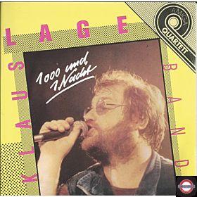 """Klaus Laage  (7"""" Amiga-Quartett-Serie)"""