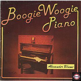 Alexander Blume - Boogie Woogie Piano
