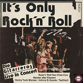 Die Gitarreros - It´s only Rock'n'Roll