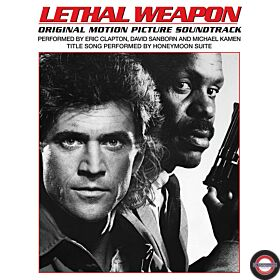ERIC CLAPTON, DAVID SANBORN and MICHAEL KAMEN, Lethal Weapon (Original Motion Picture Soundtrack) RSD 2020