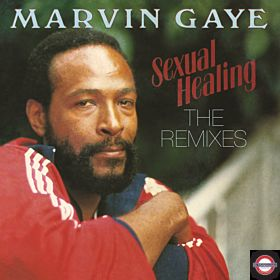Marvin Gaye Sexual Healing ,RSD 2018