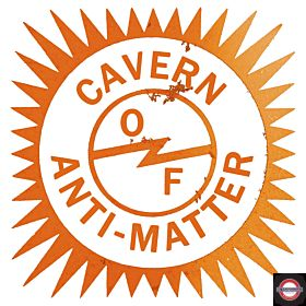 CAVERN OF ANTI - MATTER - VOID VERSIONS (CLEAR VINYL)