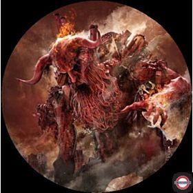 Morbid Angel - Kingdoms Disdained  (Picture Vinyl)