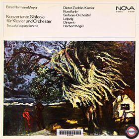 Meyer: Konzertante Sinfonie/Toccata appassionata