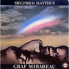Matthus: Graf Mirabeau - Oper (Box mit 3 LP)