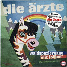 """Die Ärzte – Waldspaziergang Mit Folgen / Sohn Der Leere - 7"""" Single"""