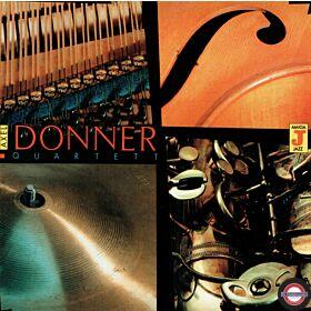 Axel Donner-Quartett – Axel Donner-Quartett  (CD)