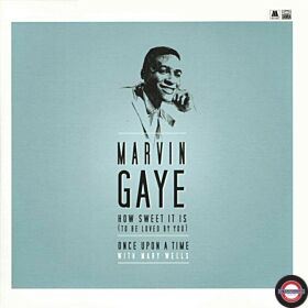 """Marvin Gaye – How Sweet It Is (To Be Loved By You) - 7"""" Single"""