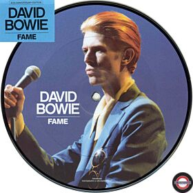 "David Bowie ‎– Fame - 7"" Single"