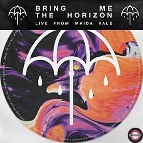 "Bring Me The Horizon ‎– Live From Maida Vale - 7"" Single"