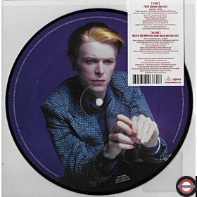 "David Bowie ‎– TVC 15 - 7"" Single"