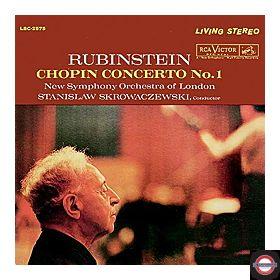 Frédéric Chopin: Klavierkonzert Nr. 1 - Artur Rubinstein