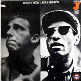 Buddy Rich & Max Roach