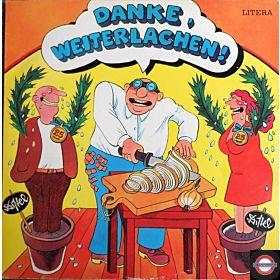 Danke, Weiterlachen - Distel