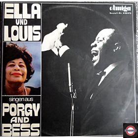 Ella & Louis Singen Aus Porgy & Bess - Ella Fitzgerald, Louis Armstrong, Russell Garcia & Sein Orchester