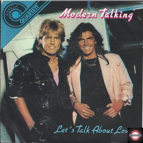 "Modern Talking (7"" Amiga-Quartett-Serie)"