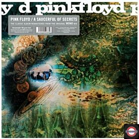 Pink Floyd - A Saucerful Of Secrets (RSD LTD. Heavyweight)