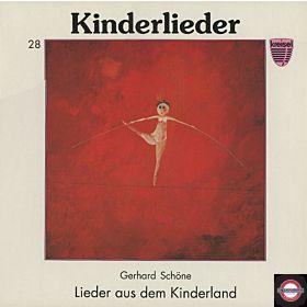 Gerhard Schöne - Lieder Aus Dem Kinderland